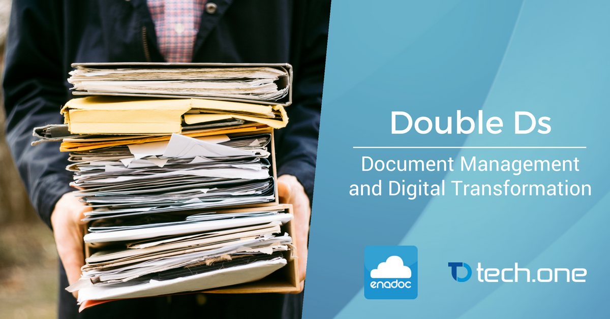 Double Ds: Digital Transformation and Document Management