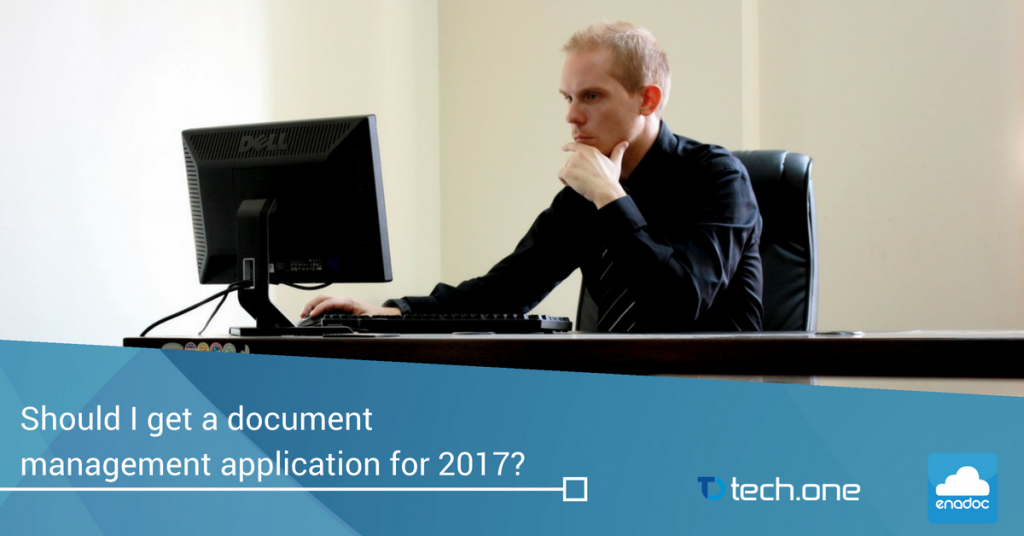 document management application