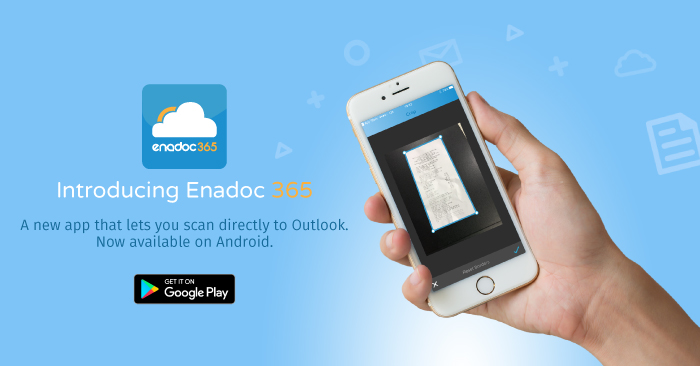 enadoc 365, document management system, mobile, android, on-the-go